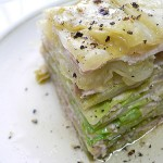 Pork with Layered Cabbage